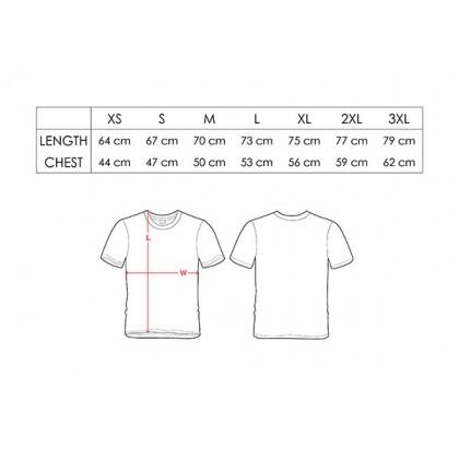 BOXY Premium Cotton Round Neck T-shirt - Sky Blue