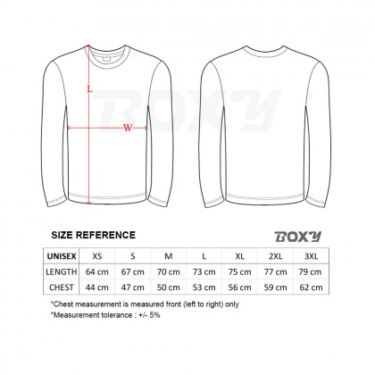 BOXY Microfiber Round Neck Long Sleeves Plain T-shirt  (Red)